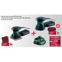 Metabo Sada nářadí  FSX 200 Intec + FSR 200 Intec + taška (690590000)