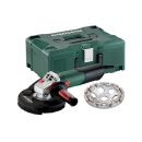 Metabo Úhlová bruska WE 15-125 HD Set GED 600465510