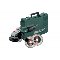 Metabo Úhlová bruska WQ 1000 Set 620035510