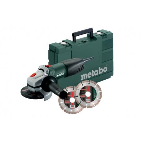 Metabo Úhlová bruska WQ 1000 Set 620035510