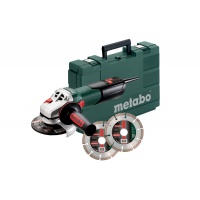 Metabo Úhlová bruska W 9-125 Quick Set 600374510