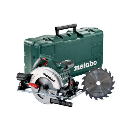 Metabo KS 55 Set Ruční okružní pila 690903000