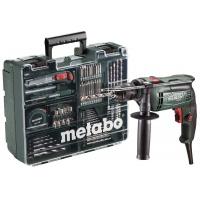 Metabo Příklepová vrtačka SBE 650 mobilní dílna 600671870